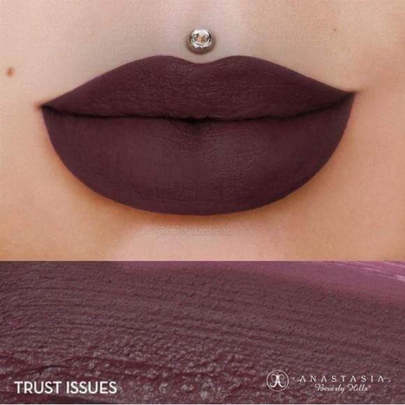 Anastasia Beverly Hills Other - Anastasia BH Liquid Lipstick- Trust Issues